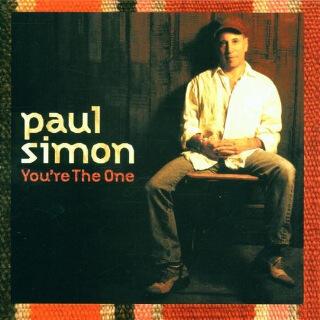 41     Paul Simon – You're The One.jpg