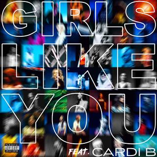 No.4 Girls Like You -Maroon 5 Featuring Cardi B_w320.jpg