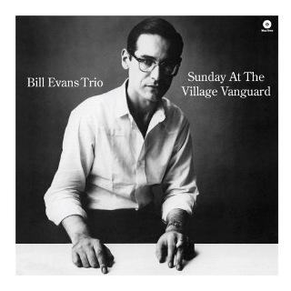 07. 1961 Bill Evans - Sunday At The Village Vanguard.jpg