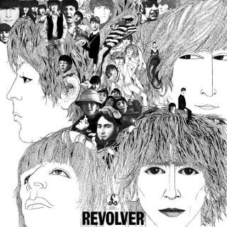 14. 1966 The Beatles - Revolver.jpg
