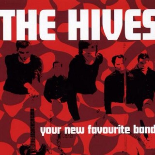 18. 2002 The Hives - Your New Favourite Band.jpg