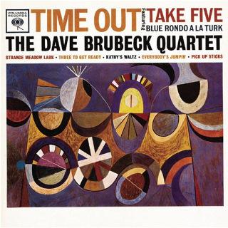 23. 1959 Dave Brubeck Quartet - Time Out.jpg